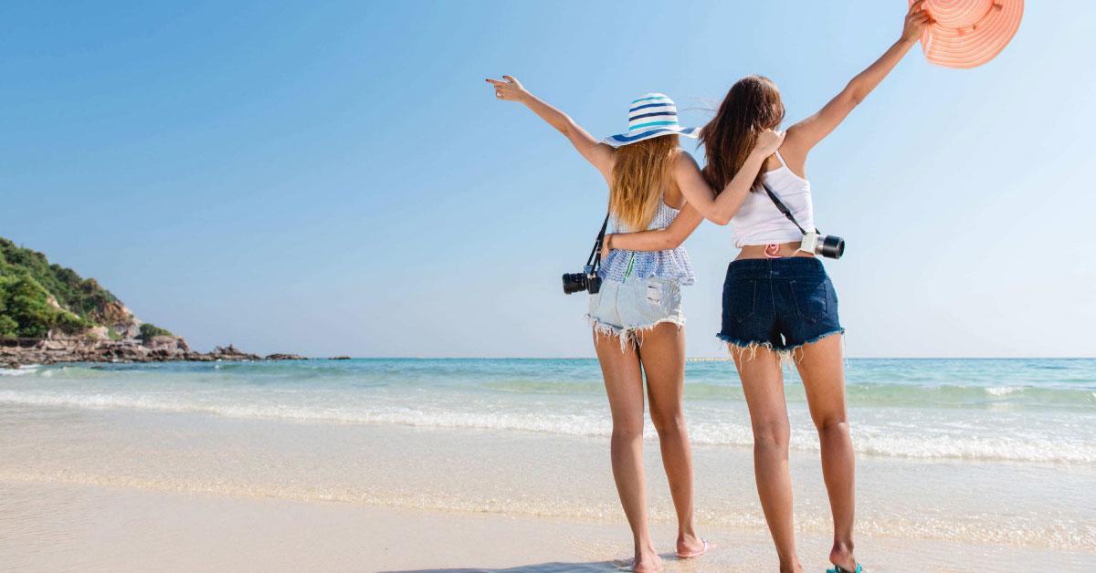 lista de férias